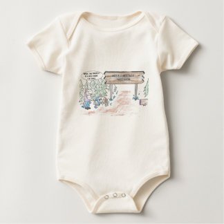 Mary Christmas Baby Bodysuit