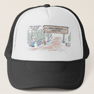 Mary Christmas Trucker Hat