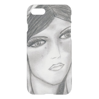 Mary Crying iPhone 8/7 Case