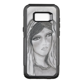 Mary Crying OtterBox Commuter Samsung Galaxy S8+ Case