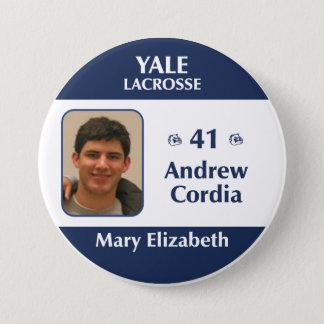 Mary Elizabeth - Andrew Cordia 7.5 Cm Round Badge