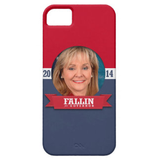 MARY FALLIN CAMPAIGN iPhone 5/5S CASES