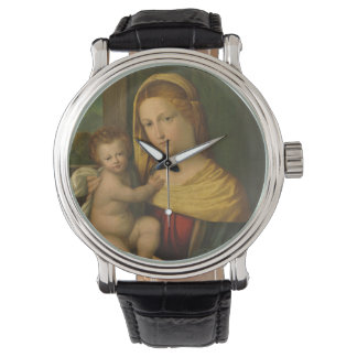 Mary Holding Baby Jesus Watch