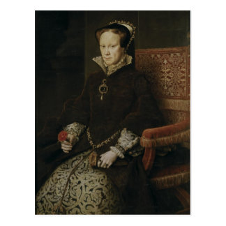 Mary I of England Postcard