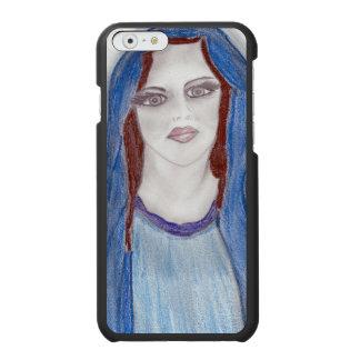 Mary In Blue Incipio Watson™ iPhone 6 Wallet Case