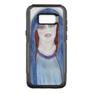Mary In Blue OtterBox Commuter Samsung Galaxy S8+ Case
