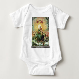 Mary In Glory By Altdorfer, Albrecht Tees