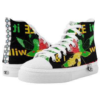 Mary Jane High Tops