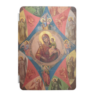 Mary, Jesus, And Angels iPad Mini Cover