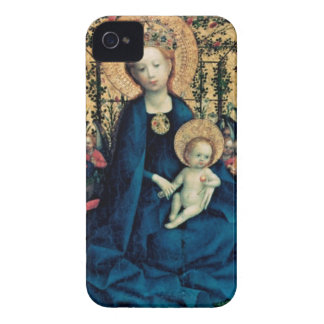 Mary & Jesus iPhone 4 Case-Mate Cases