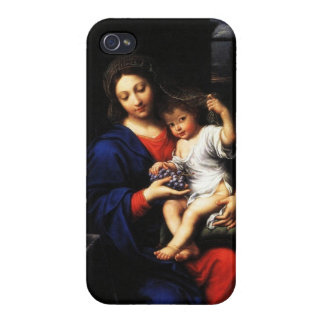 Mary Jesus iPhone 4/4S Cover