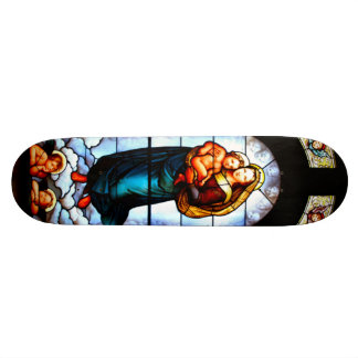 Mary & Jesus Skateboard