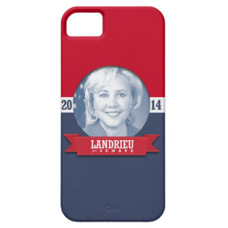 MARY LANDRIEU CAMPAIGN iPhone 5 COVER