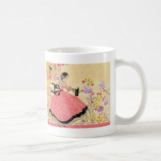 Mary, Mary, Quite Contrary Coffee Mug