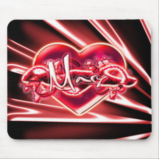 Mary Mouse Pad