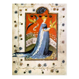 Mary of Guelders Postcard