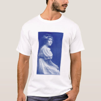 Mary Pickford 1914 vintage portrait T-shirt