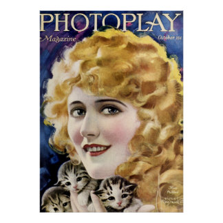 Mary Pickford Matte Poster