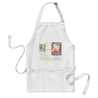 Mary Pickford Strawberry Shortcake Adult Apron