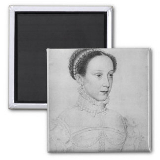 Mary Queen of Scots, 1559 Magnet