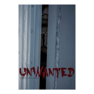 Mary Special Unwanted Poster