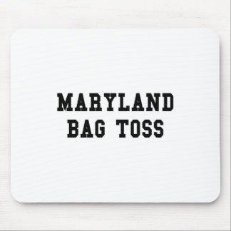 Maryland Bag Toss Mouse Pad