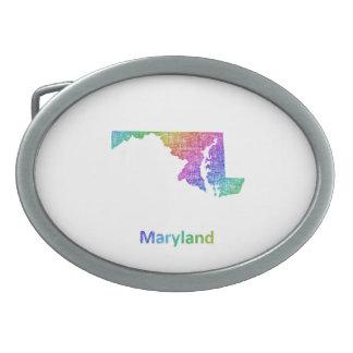 Maryland Belt Buckles