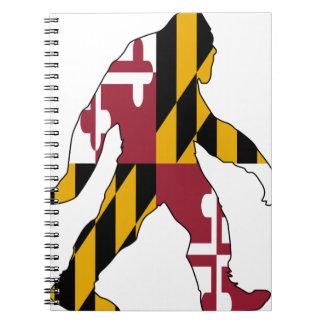 Maryland Bigfoot Notebooks