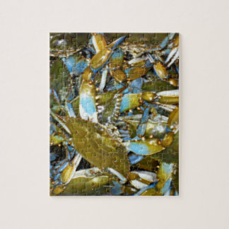 Maryland Blue Crab Puzzle