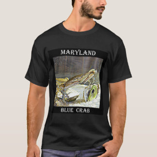 Maryland Blue Crab T-Shirt