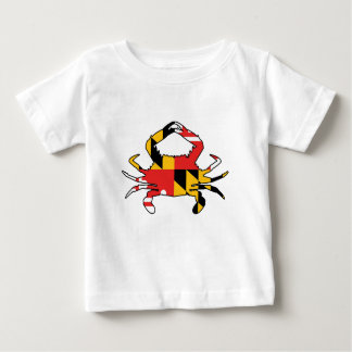 Maryland Crab Baby T-Shirt