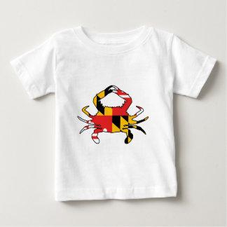 Maryland Crab Baby T-Shirt