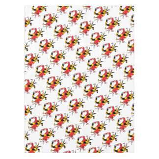 Maryland Crab Tablecloth