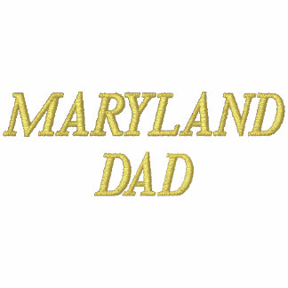 Maryland Dad Embroidered Shirts