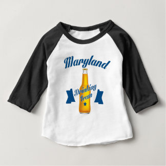Maryland Drinking team Baby T-Shirt