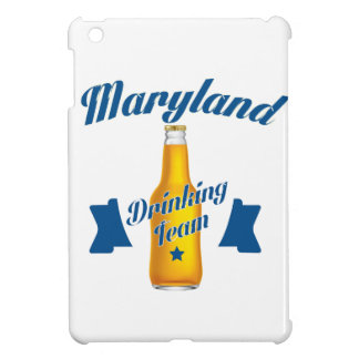 Maryland Drinking team Cover For The iPad Mini