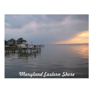 , Maryland Eastern Shore Postcard