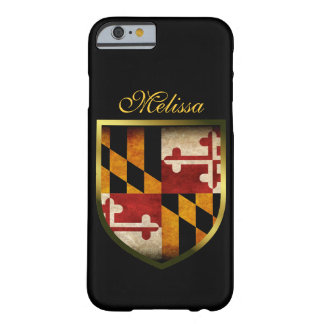 Maryland Flag Barely There iPhone 6 Case