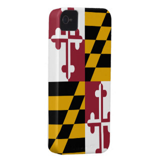 Maryland Flag CASEMATE BARELY THERE - iphone 4/4S Case-Mate iPhone 4 Case