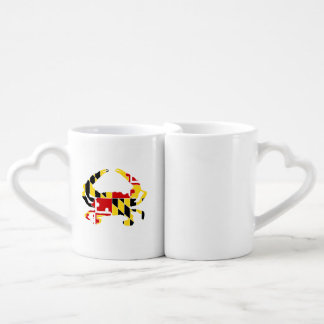 Maryland Flag Crab Lovers' Mug Set