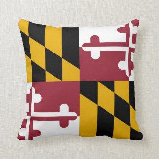 Maryland Flag Cushions