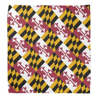 Maryland Flag Head Kerchiefs