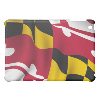 Maryland Flag iPad Case
