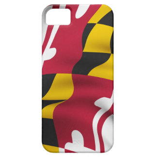 Maryland Flag iPhone Case