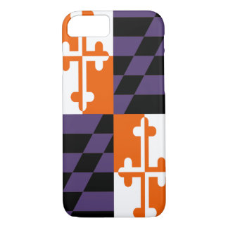 Maryland Flag Sports Colors Case for iPhone 7 case
