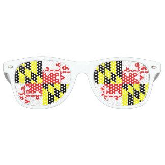 Maryland Flag Sunglasses