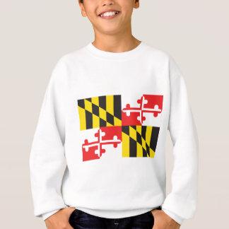 Maryland Flag Sweatshirt