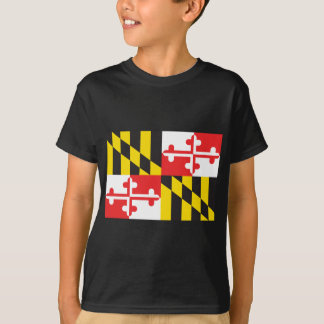 Maryland Flag T-Shirt