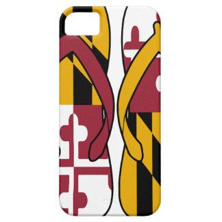 Maryland Flip Flops iPhone 5 Cases