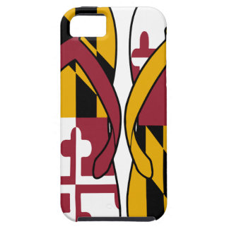 Maryland Flip Flops iPhone 5 Cover